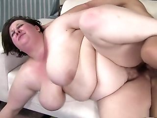 Beautiful porn industry star in exotic yam-sized jugs, plus-size hard-core video