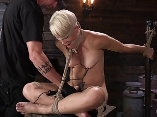 Helena Locke endures advanced torture with a lot be useful to lashing