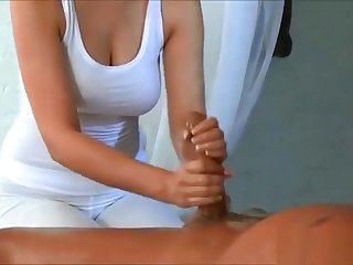 Rita is a sexy masseuse