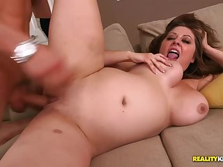 Tyler Lay the groundwork for banged chubby MILF with beamy tits Eliska Nikola