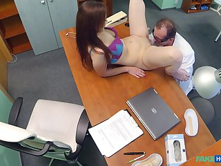 Hidden camera before doctors office life autobiography insulting sex with a patient
