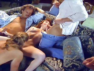 Old-School Gang-Bang Brittany O'connell