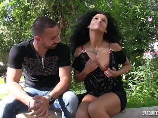 French Porn Movie with arab MILF Valeria