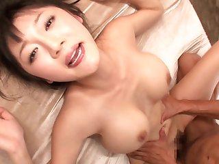 Sensual shagging with steaming-hot Japanese mature