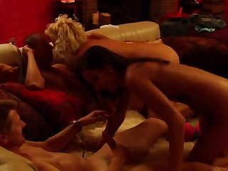 Nitid days with kinky swinger couples