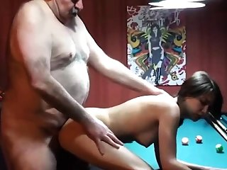 cucky films his gf with fat pater