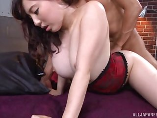 Amateur Asian toddler Egami Shiho wanted to attempt anal sex for the first life-span
