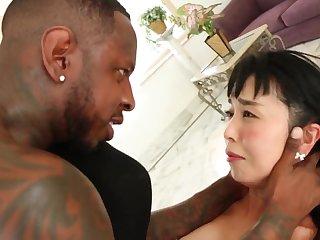 Marica Hase lustful geisha interracial sex