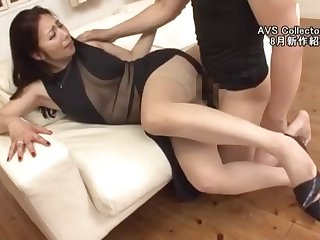 Compilation of amateur Japanese in uppity heels and pantyhose