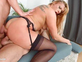 Ass, Blonde,